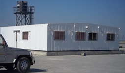 Prefab Jointed Container Office
